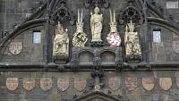 Sochařská výzdoba  věže