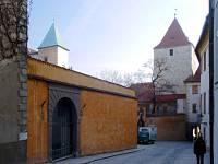 Purkrabská aČerná věž