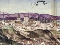 Výřez Wurzburské veduty (1536)