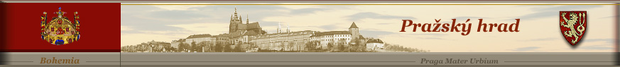 Stránky o Pražském hradu